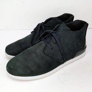 OluKai Hawaiiloa Manu Ihu Men's Black Boots 11.5